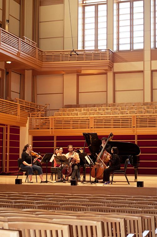pianoSonoma at the Green Music Center
