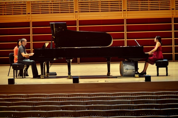 pianoSonoma at The Green Music Center