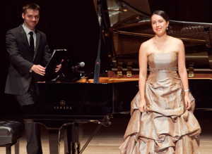 Kara and Peter for pianoSonoma
